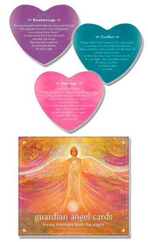 Guardian Angel Cards Toni Carmine Salerno