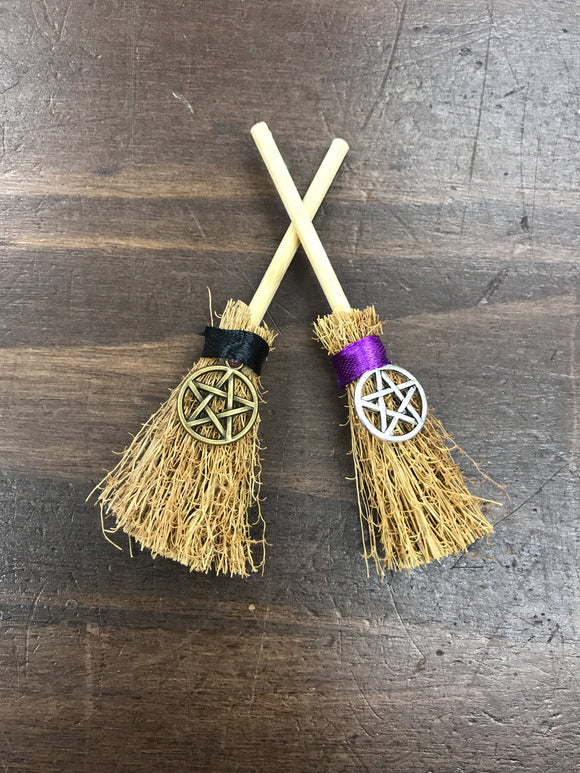 Mini Besom Witches Broom