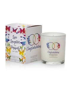 Bramble Bay 270g Candle - Congratulations