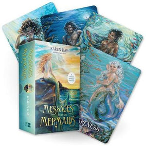 Messages from the Mermaids Oracle Cards - Karen Kay