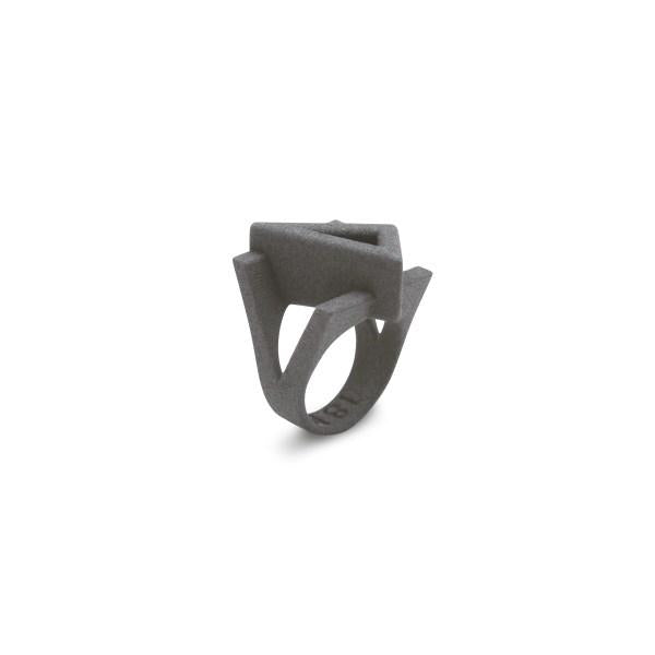 ring no.103 miznk 3d printing jewelry