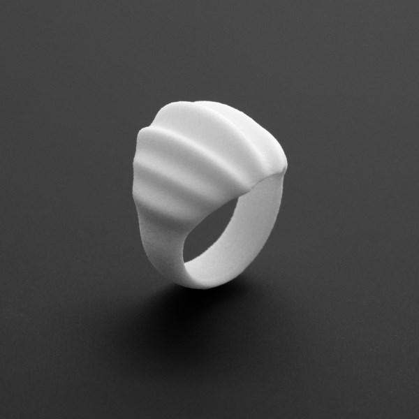 ring no.105 miznk 3d printing jewelry