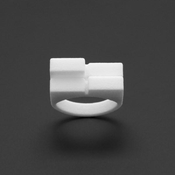 ring no.119 miznk 3d printing jewelry