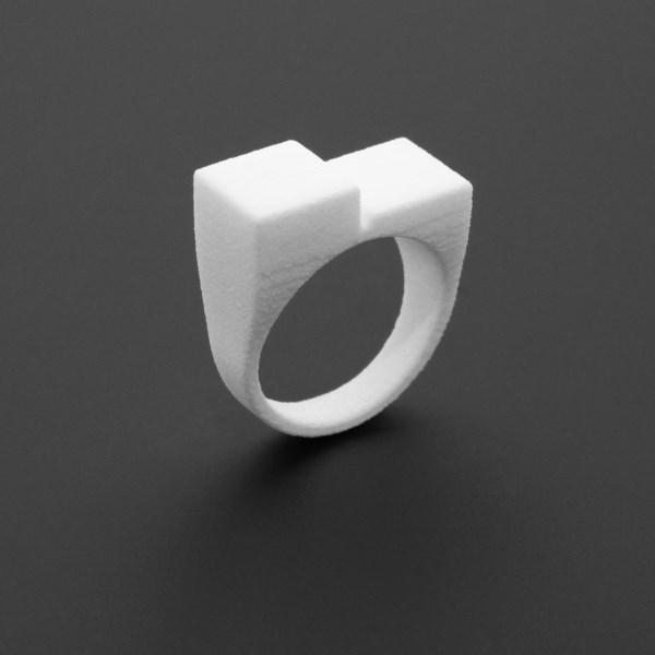 ring no.120 miznk 3d printing jewelry