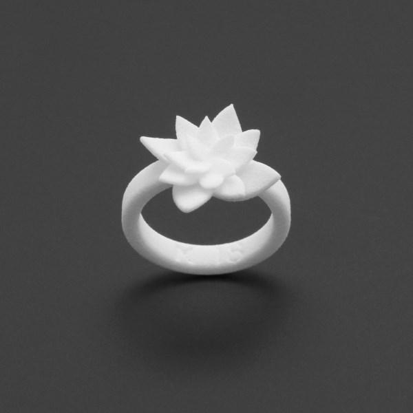ring no.123 miznk 3d printing jewelry
