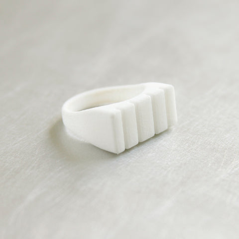 ring no.15 miznk 3d printing jewelry