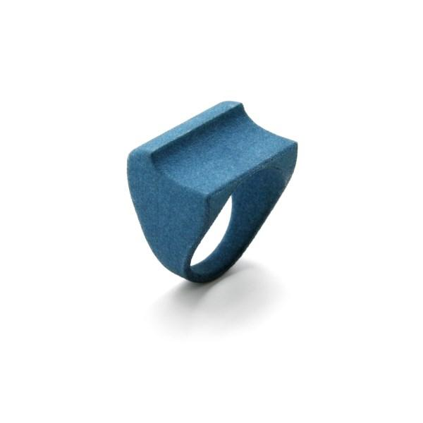 ring no.25 miznk 3d printing jewelry