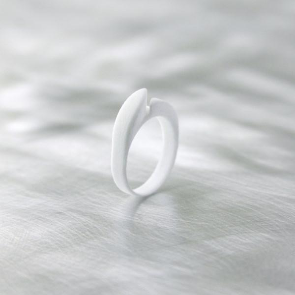ring no.27 miznk 3d printing jewelry