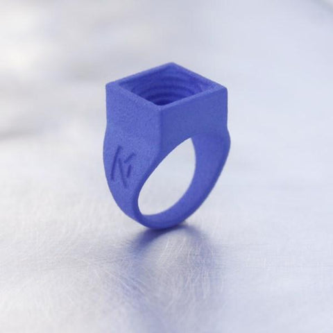 ring no.76 miznk 3d printing jewelry