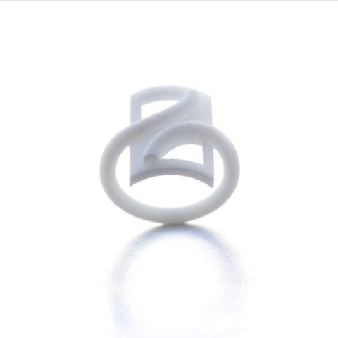 ring no.81 miznk 3d printing jewelry