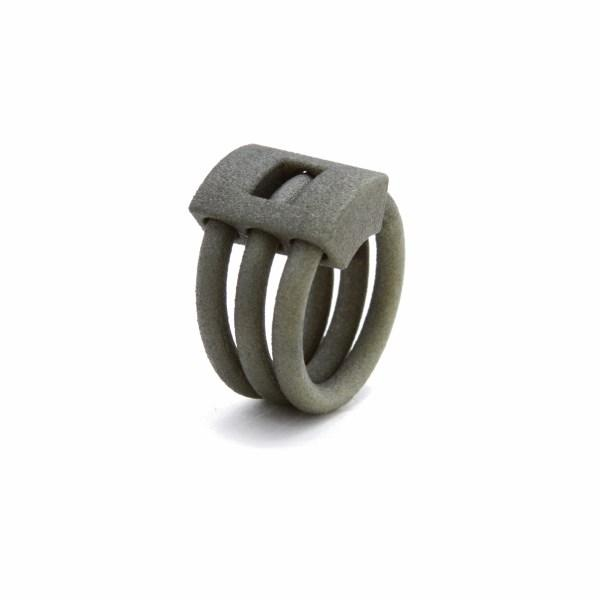 ring no.84 miznk 3d printing jewelry