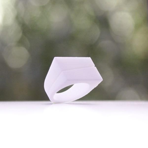 ring no.86 miznk 3d printing jewelry