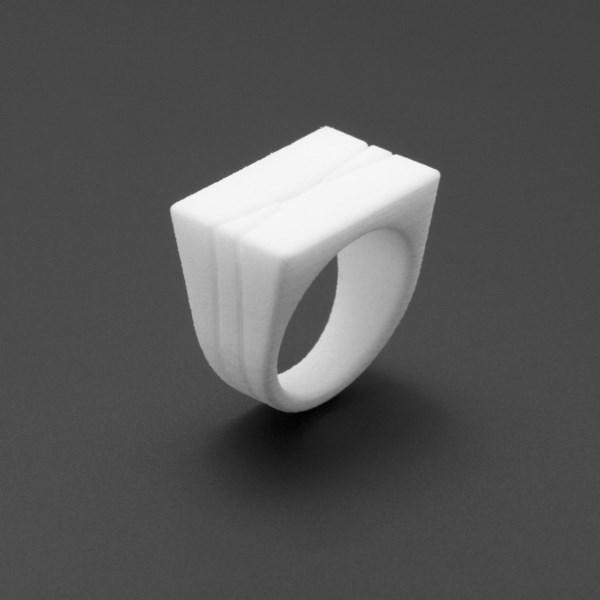 ring no.87 miznk 3d printing jewelry