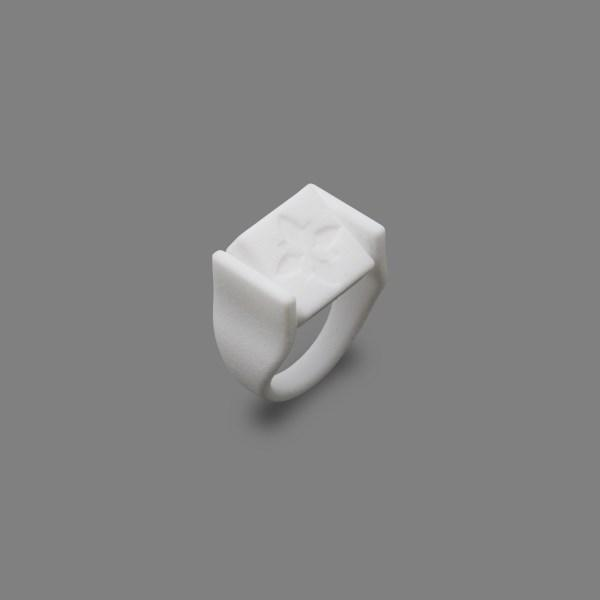 ring no.96 miznk 3d printing jewelry