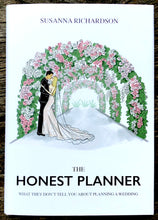 Load image into Gallery viewer, The Honest Planner - book cover