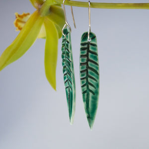 Bracken Fern - jade green