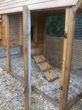 Berkeley Deluxe Chicken House & Run (4 - 7 Days lead time)