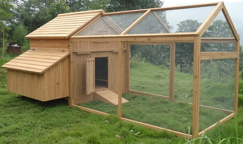 Gloucestershire Chicken Coop House & Run