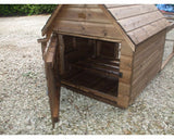Windsor Deluxe Chicken Coop Poultry House and Run