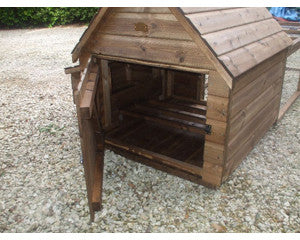 Windsor Deluxe Poultry House and Run (4 - 7 Days lead time)