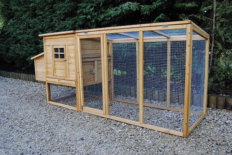 Bedfordshire Chicken Coop House & Extended Run