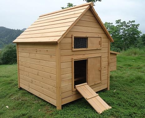 Derbyshire Chicken Coop House