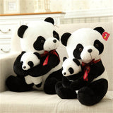Father Panda Plush Toy