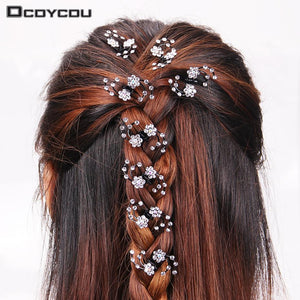 ❤️6PCS/1 pack Hair Claws for Women - Snowflake - Flower Hairpins❤️