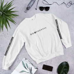 Egothentic Label Sweatshirt
