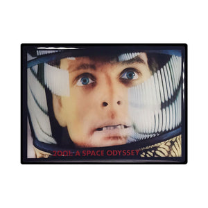 2001: A Space Odyssey Movie Poster Magnet