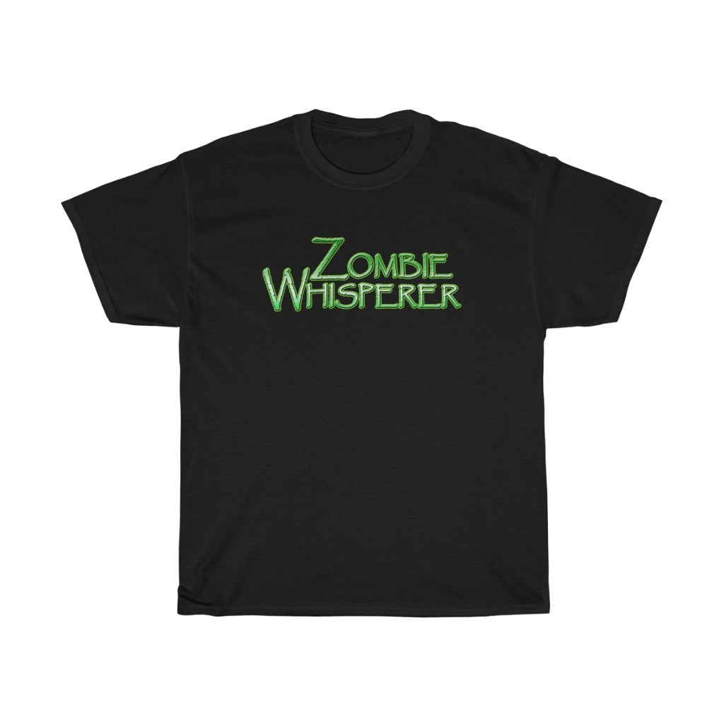 Zombie Whisperer - Men's T-Shirt - FREE shipping in US