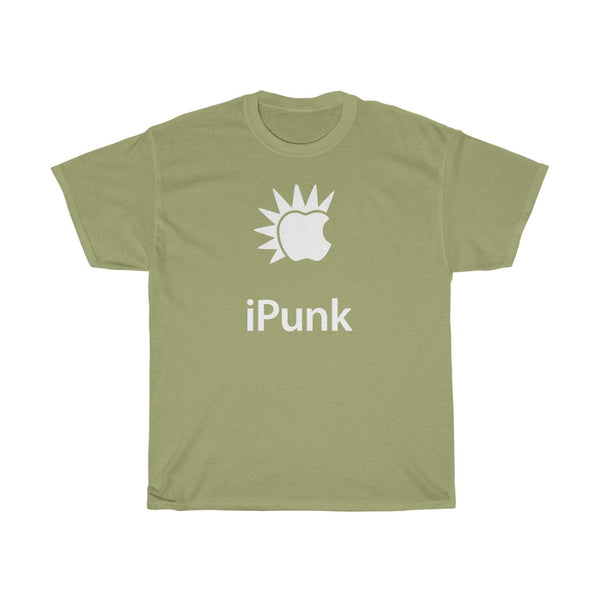 iPunk Apple Parody - Men's T-Shirt - FREE shipping in US