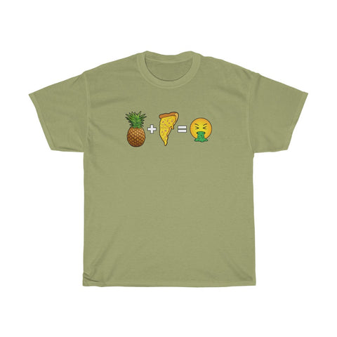 Pineapple Pizza Hater - Men's T-Shirt - FREE shipping in US