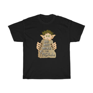 Do Not to Wake the Troll - Men's T-Shirt - FREE shipping in US