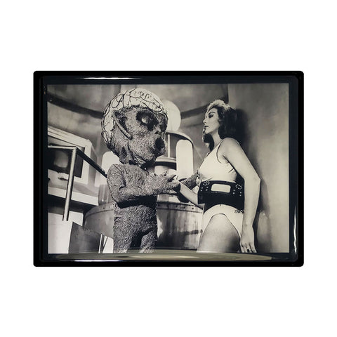 Alien Loverboy Vintage Movie Poster Magnet
