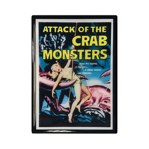 Attack of the Crab Monsters Vintage Movie Poster Magnet