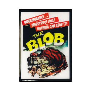 The Blob Vintage Movie Poster Magnet