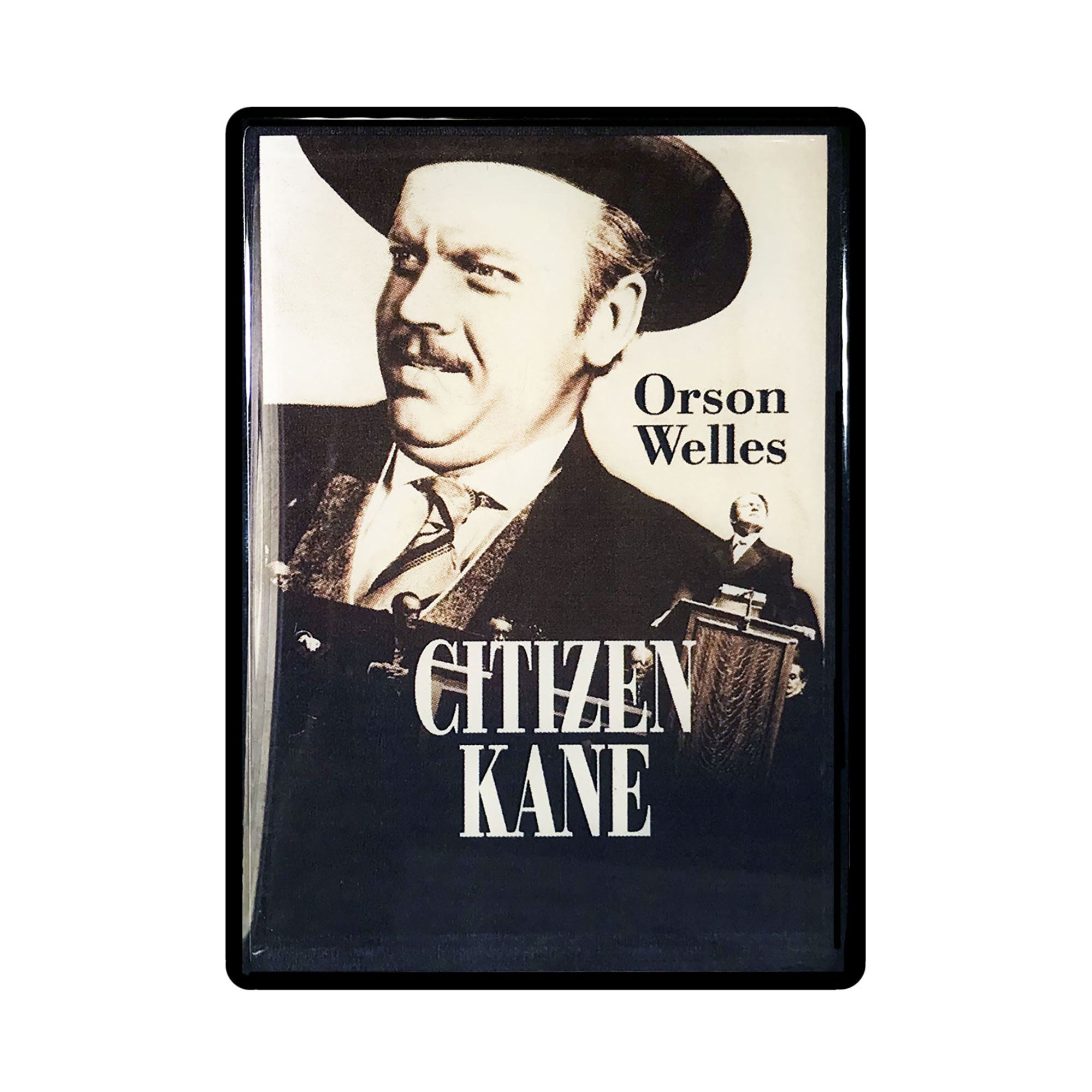 Citizen Kane Vintage Movie Poster Magnet