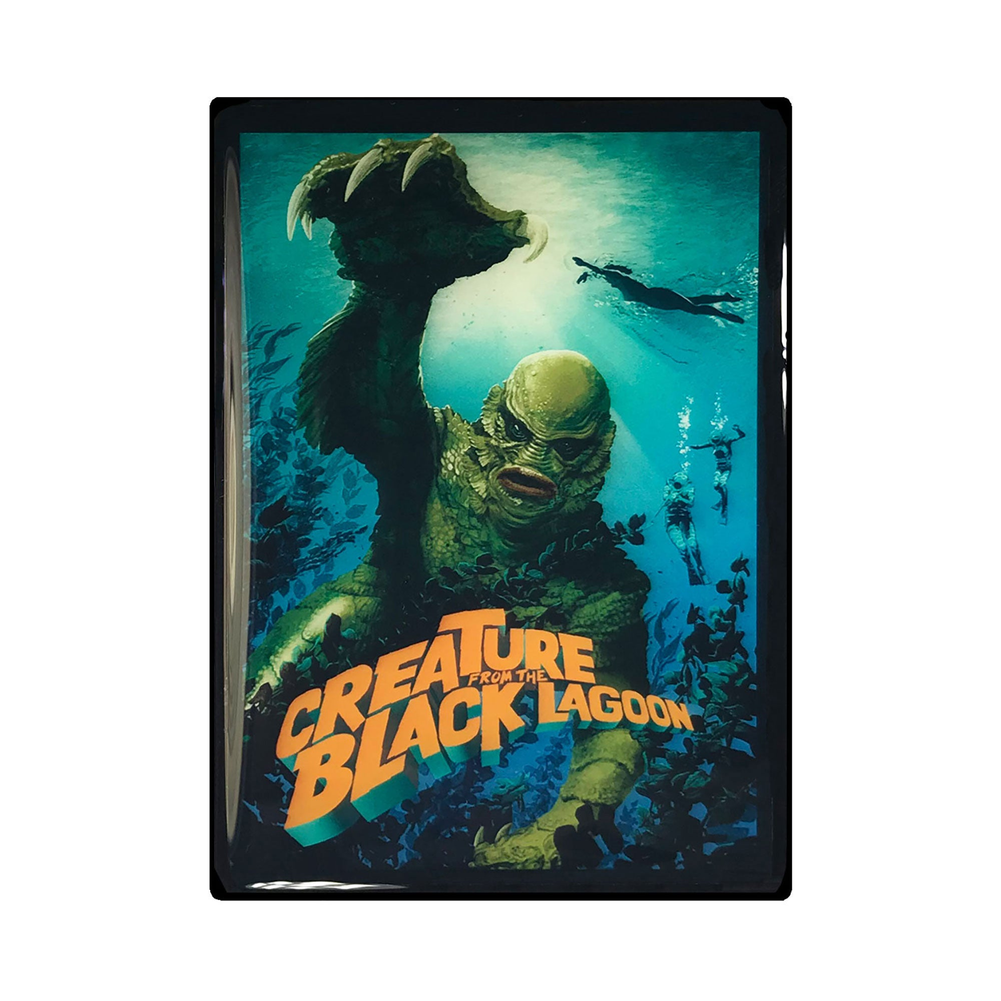 Creature from the Black Lagoon Vintage Movie Poster Magnet