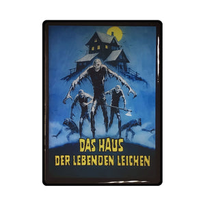 Das Haus Vintage Movie Poster Magnet