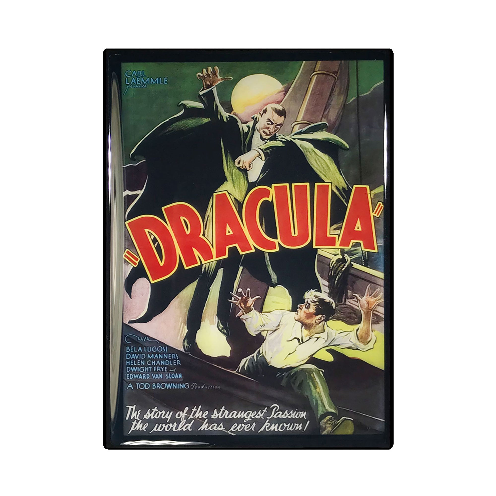 Dracula Vintage Movie Poster Magnet