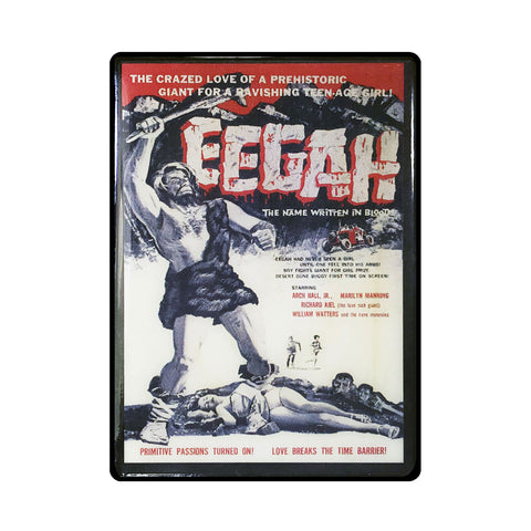 Eegah Vintage Movie Poster Magnet