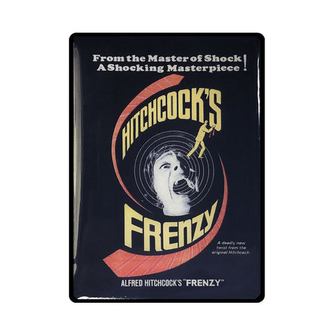 Frenzy Vintage Movie Poster Magnet