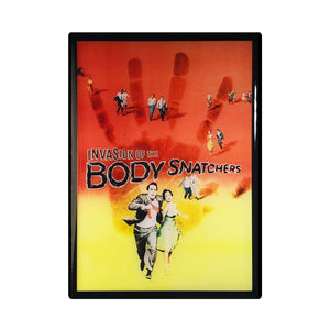 Invasion of the Body Snatchers Vintage Movie Poster Magnet