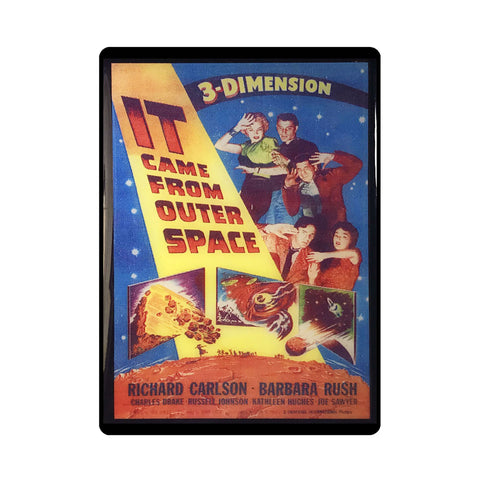 It Came from Outer Space Vintage Movie Poster Magnet