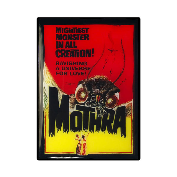 Mothra Vintage Movie Poster Magnet