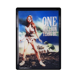 One Million Years BC Vintage Movie Poster Magnet