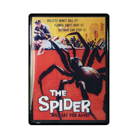 The Spider Vintage Movie Poster Magnet