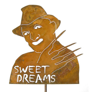 Sweet Dreams Garden Stick Sign