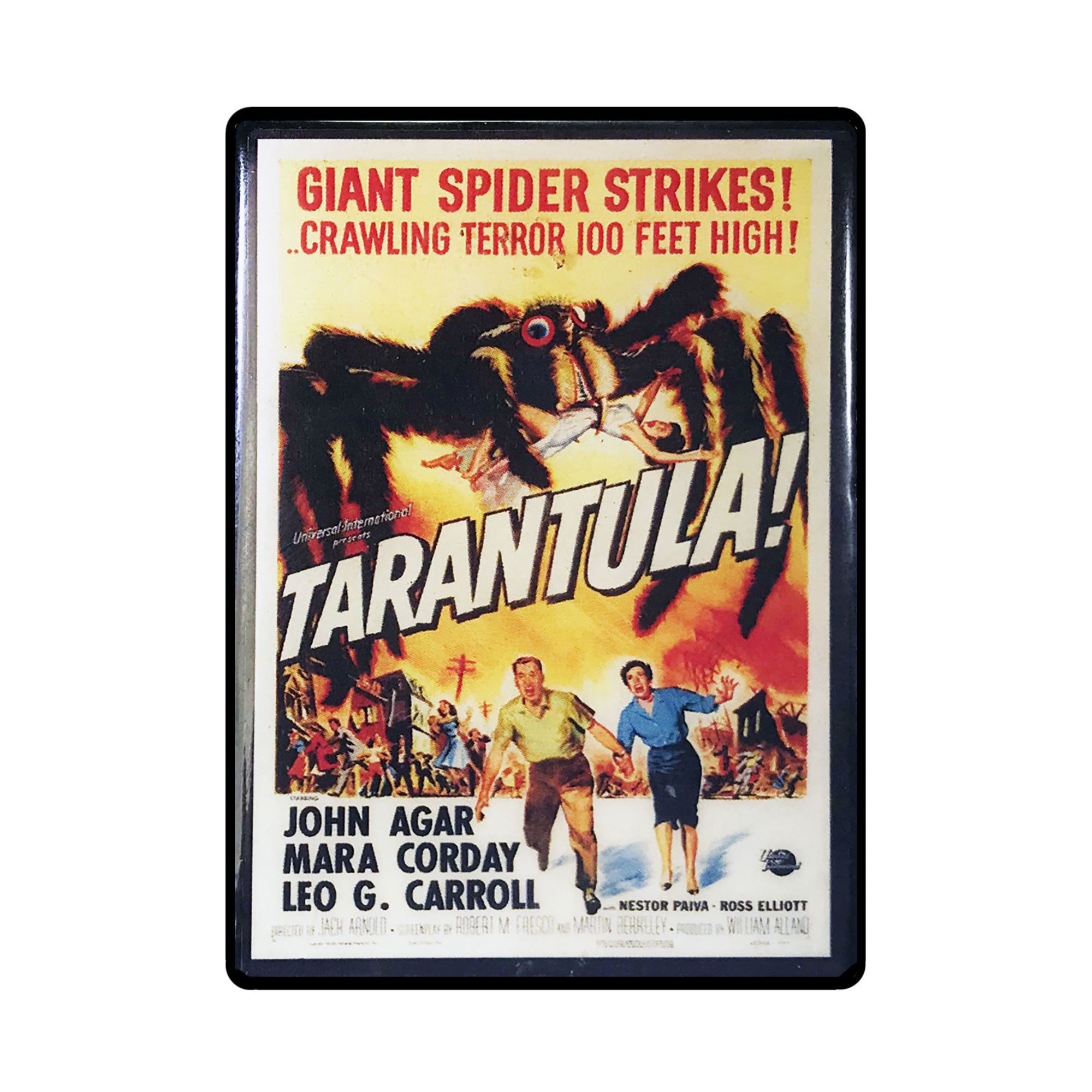 Tarantula Vintage Movie Poster Magnet